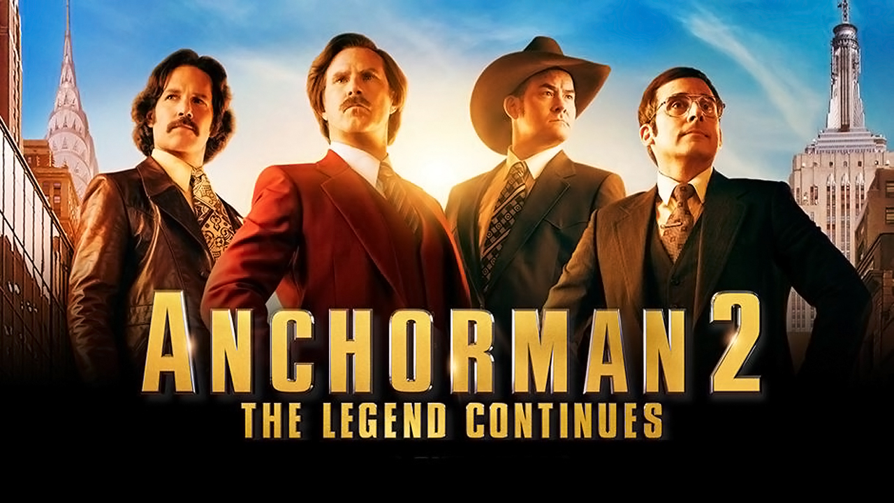 50 best comedies on netflix will ferrell and anchorman 2