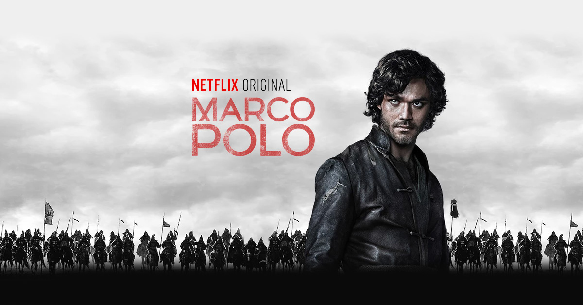 when will marco polo season 2 be on netflix. Black Bedroom Furniture Sets. Home Design Ideas