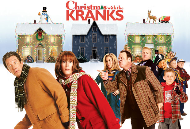 Best Christmas Movies on Netflix: Christmas with the Kranks