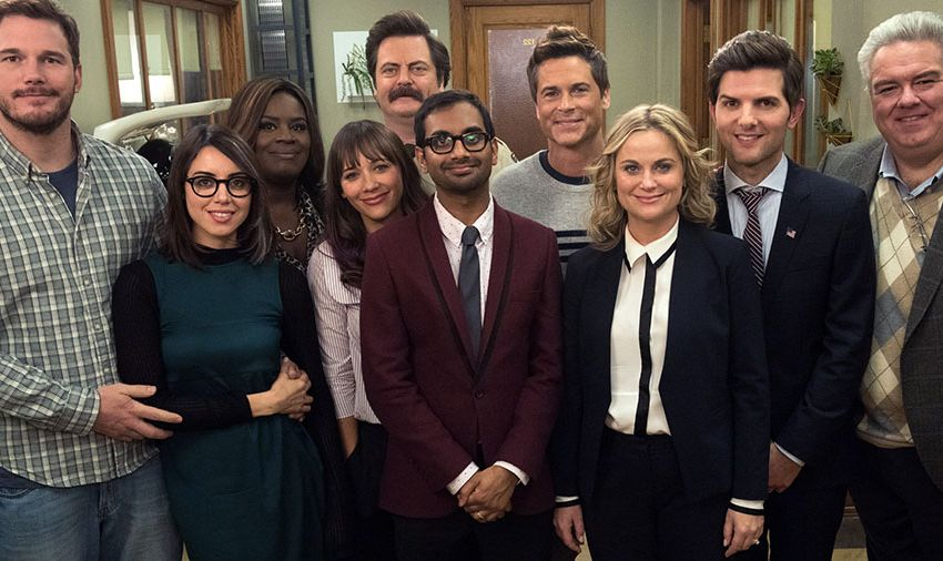 Parks And Recreation Serien Stream
