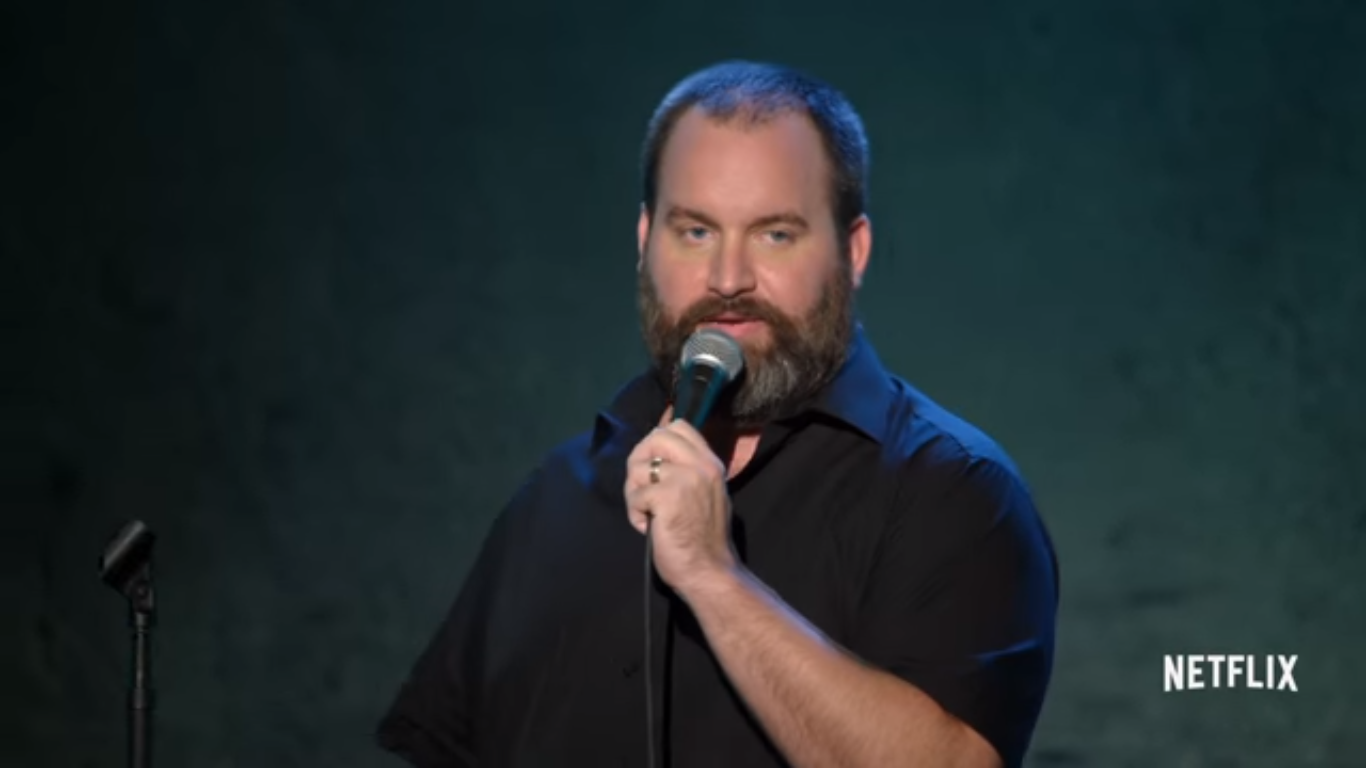 stereotype in tom seguras stand up comedy In the netflix original comedy 'disgraceful' by tom segura, members of   apology for perpetuating hate speech and stereotype to the down syndrome  community  to marginalize any group of people to get a laugh and make money   people are commenting on this issue all over the internet, replying to.