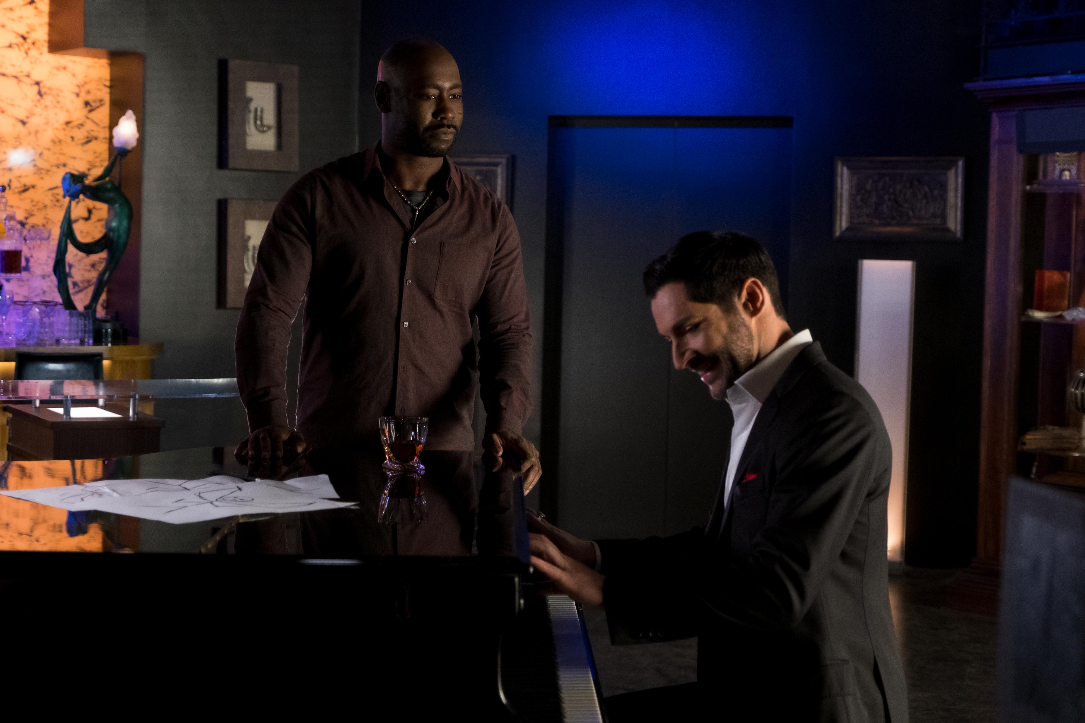 Lucifer Season 5 Dennis Haysbert Cast To Play God
