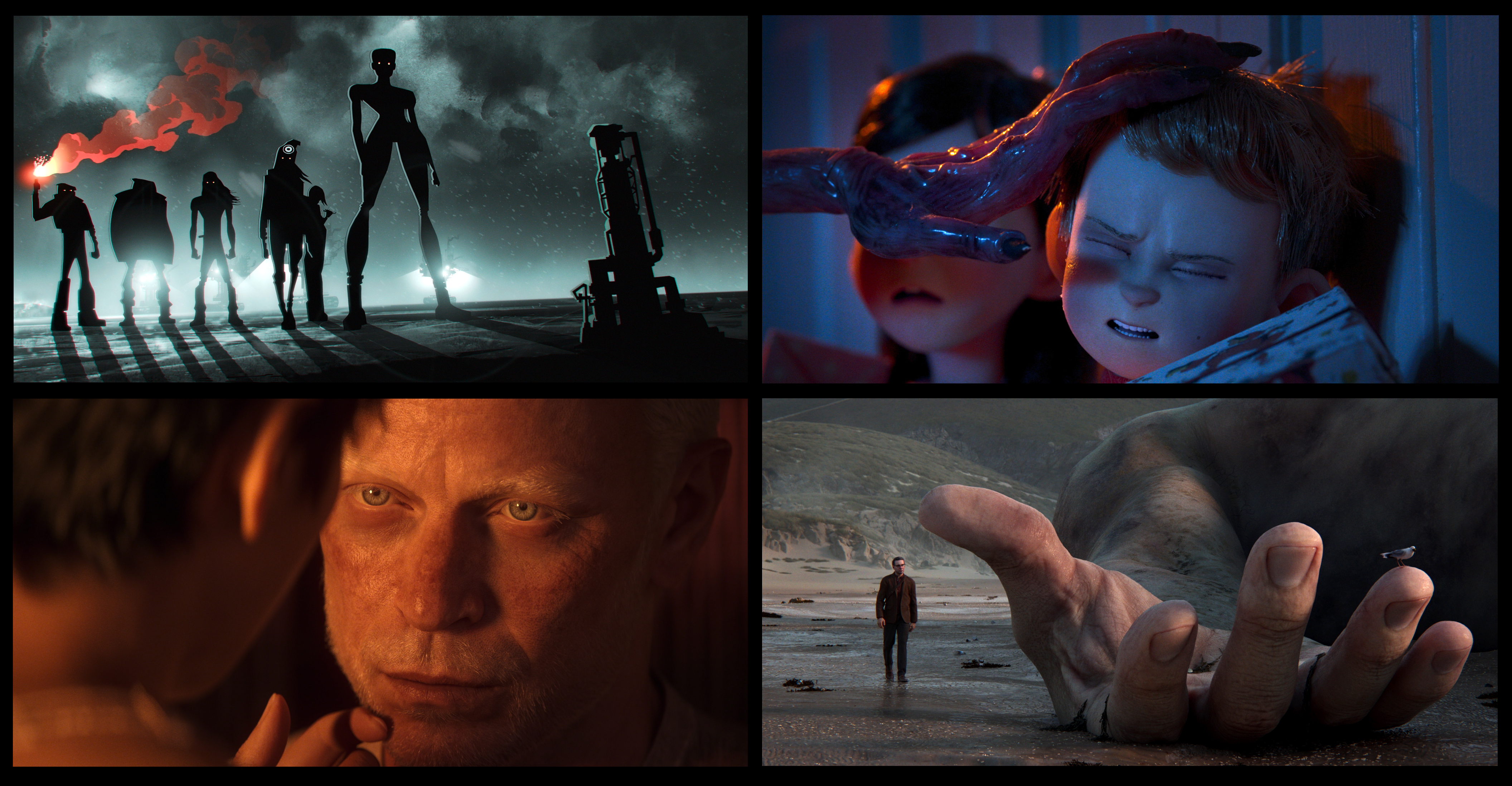 What time is Love Death and Robots season 2 on Netflix?