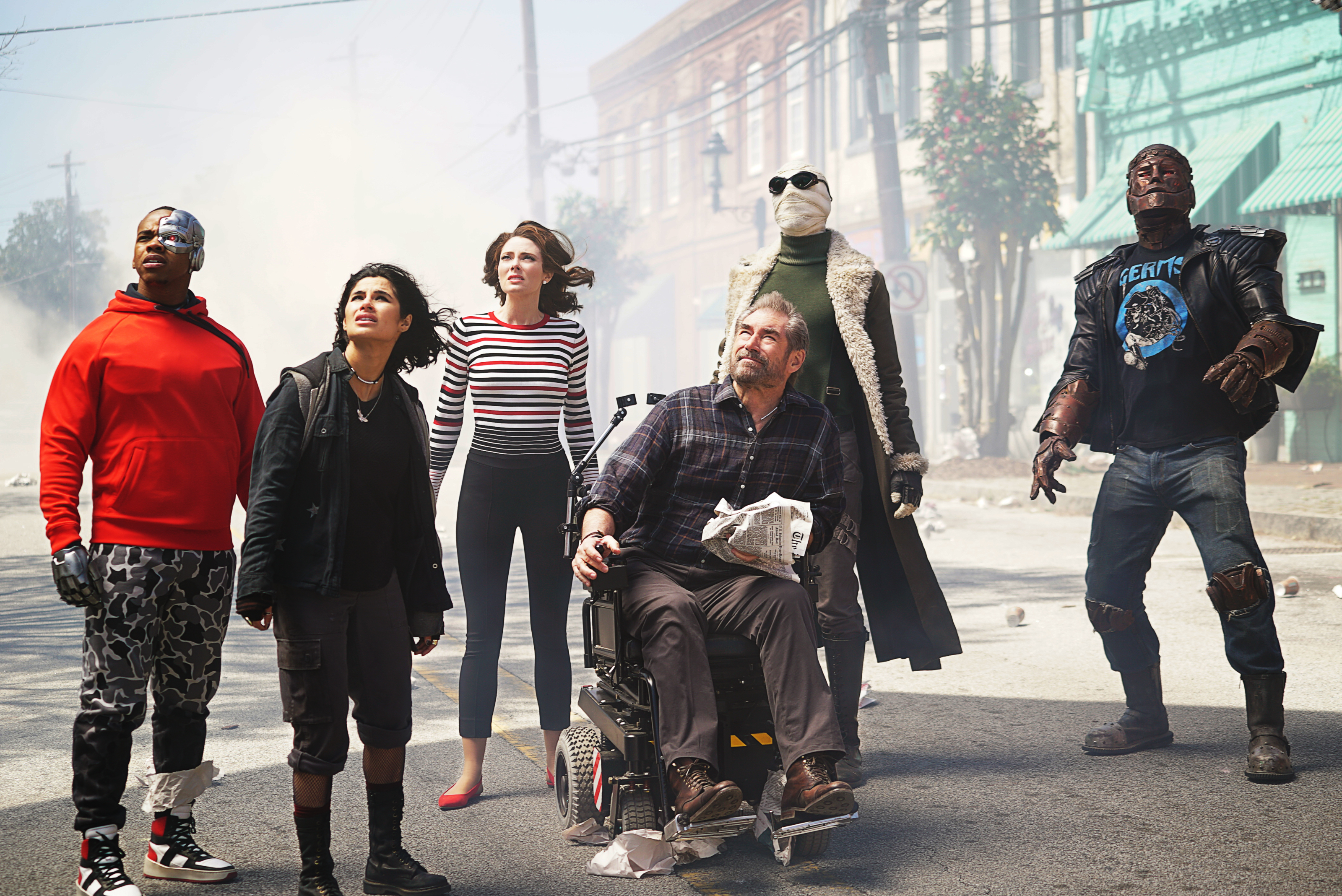 Doom Patrol Season 2 Trailer Release Date And More