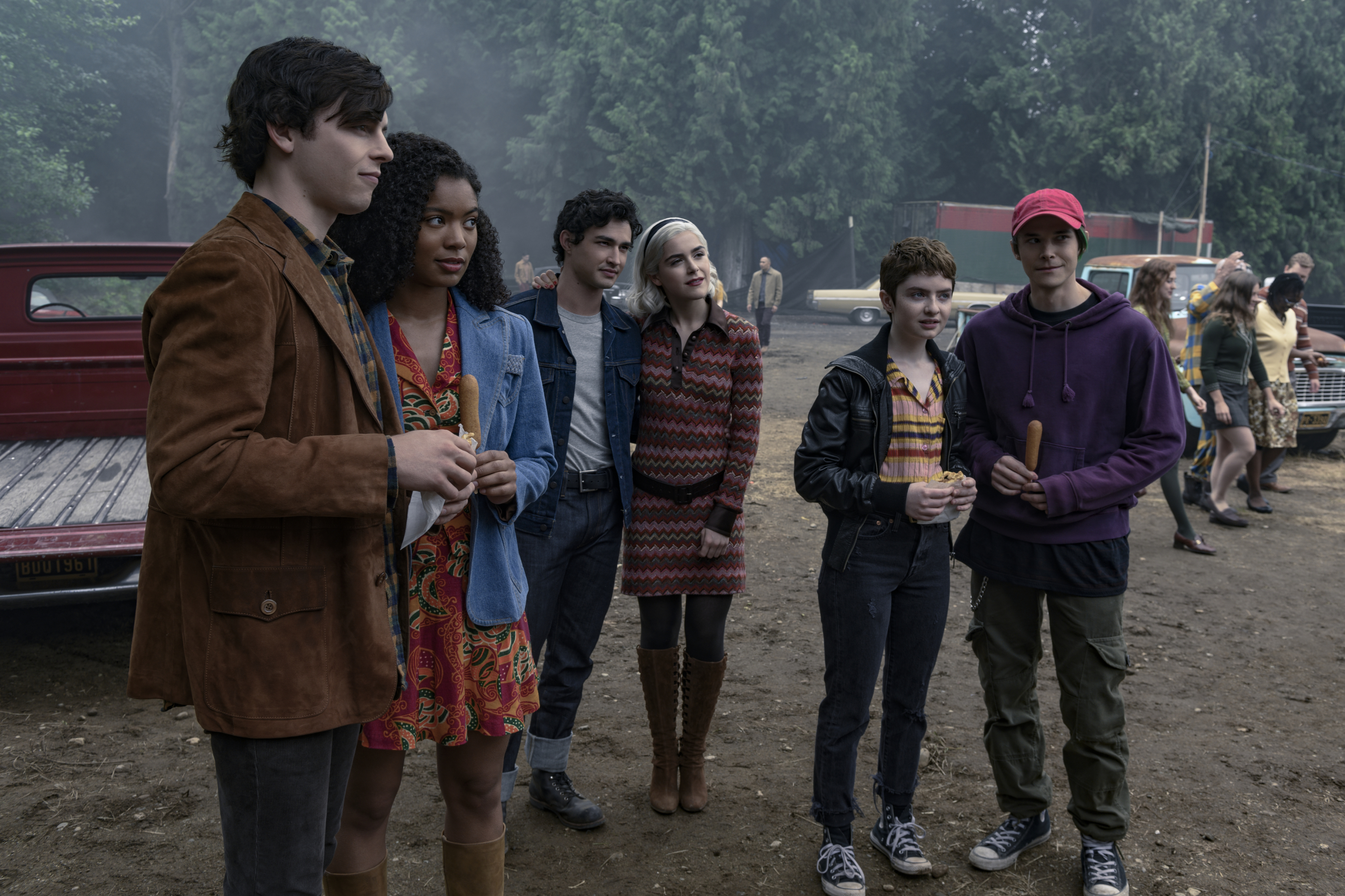 Chilling Adventures of Sabrina: Lucie Guest shares more details about Circe