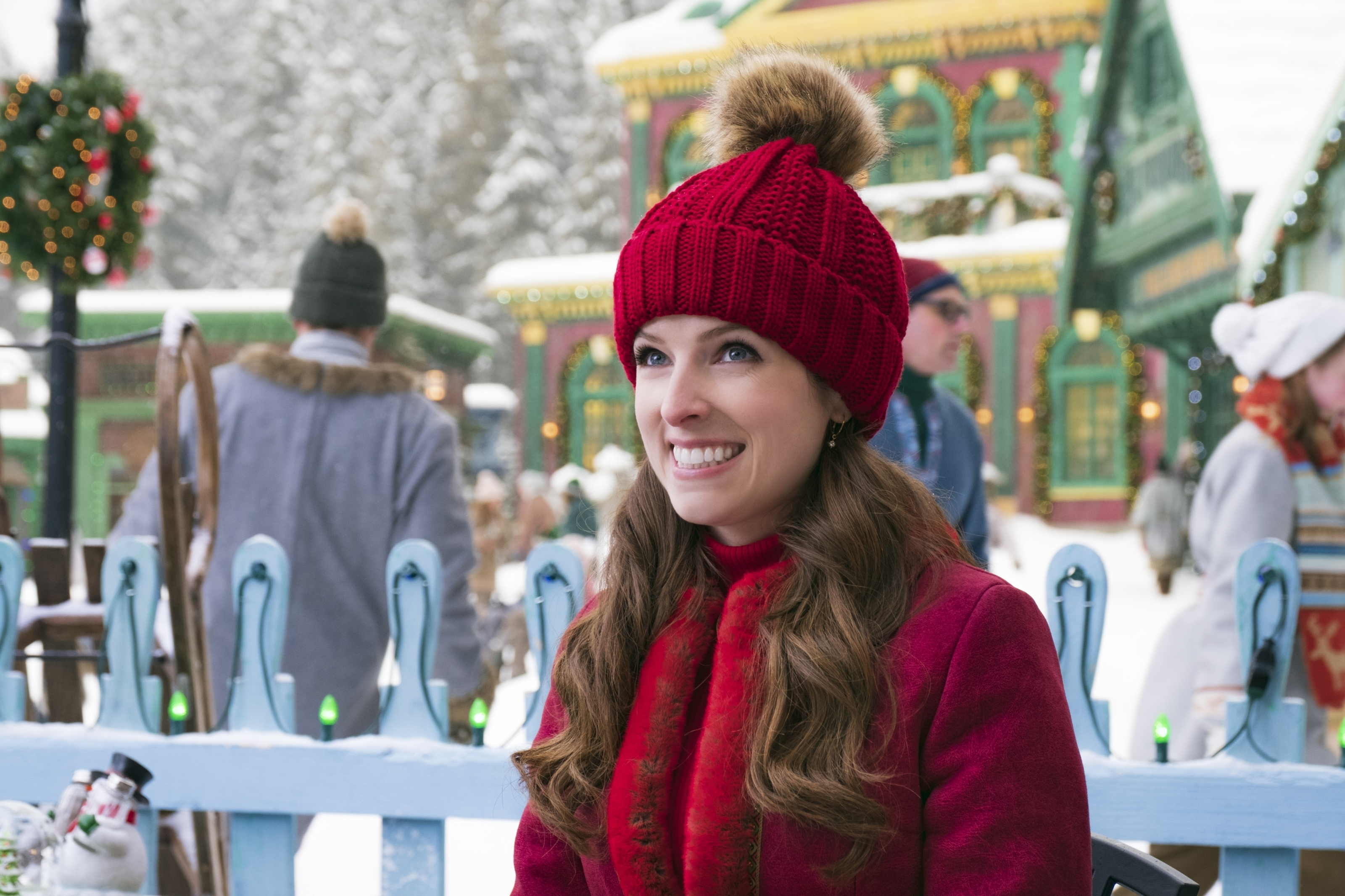 Noelle is a Disney Plus Christmas movie