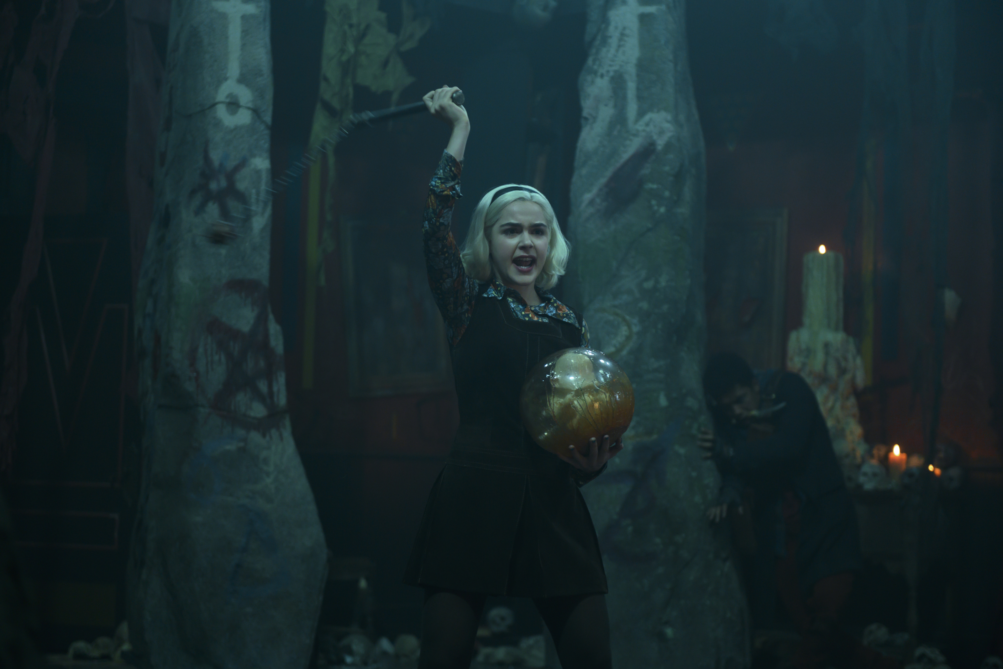 Chilling Adventures of Sabrina Part 4 release date, cast, trailer, and more