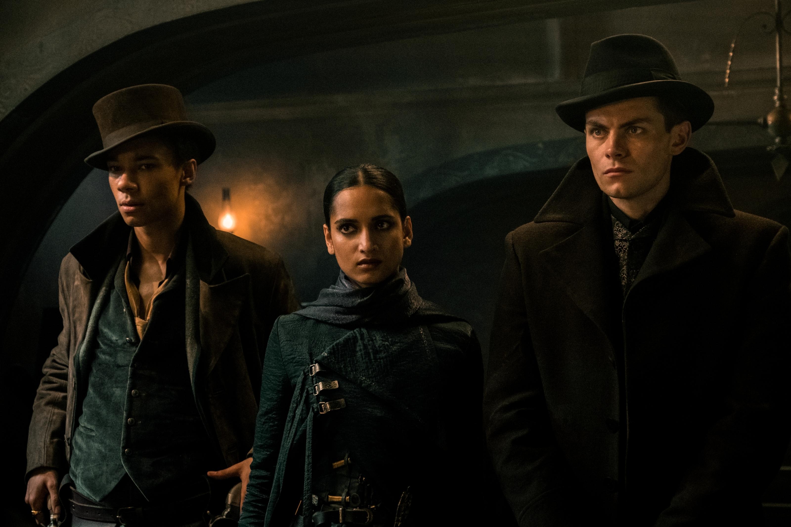 Shadow and Bone books - Shadow and Bone cast - Shadow and Bone season 2 - Netflix