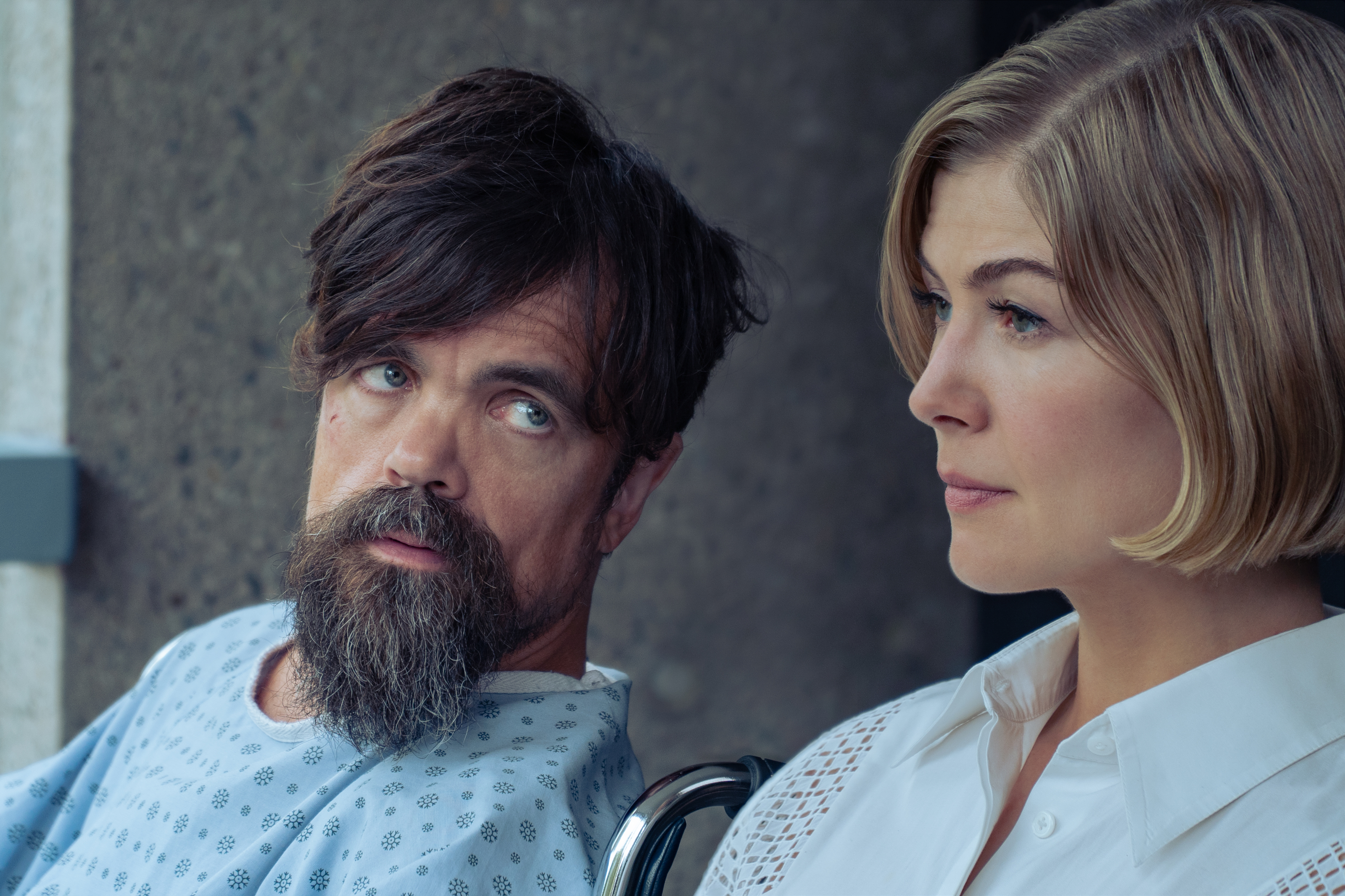 I Care a Lot review: Rosamund Pike outshines a middling Netflix movie
